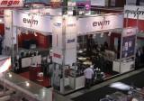 výstavní expozice EWM, veletrh MSV