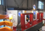 Výstavní expozice na mezinárodním veletrhu AMPER