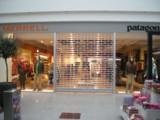Prodejna značek Merrell a Patagonia v centru Olympia Brno