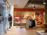 Značka Merrell v obchodním centru Olympia Brno