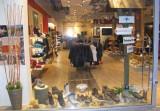 Prodejna Merrell výloha listopad 2011