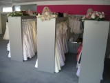 Vybavení svatebního salonu VIVIEN