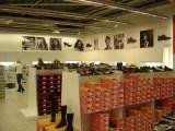 Prodejna KCS v Olympii Teplice