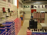 Stylový obchod KCS v Olympii Teplice