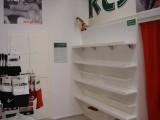 Zařízení obchodu KCS v Olympii Teplice