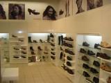 Interiér prodejny KCS v Olympii Teplice