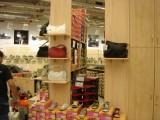 Interiér obchodu KCS, Zličín 2009