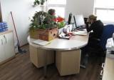 Kancelář - komerční interiéry
