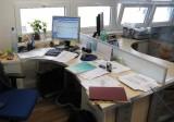 kancelářský nábytek - komerční interiéry
