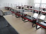 Učebna - komerční interiéry