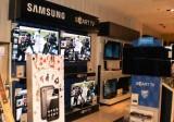 Brand store Galeria Polus Bratislava Samsung upgrade Smart TV
