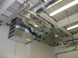 Instalace vzduchotechniky
