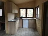 Kuchyň - chata po rekonstrukci