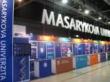 Veletržní expozice Masarykova univerzita Brno Gaudeamus